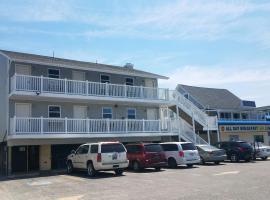 Atlantic Breeze Motel & Apartments, hotel near Assateague Island National Seashore, Ocean City