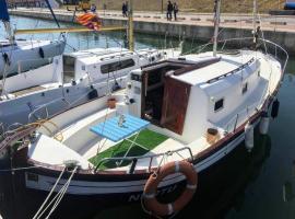 Sleeponboat