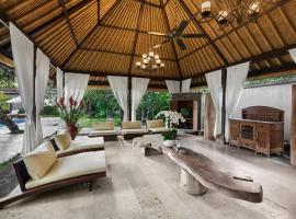Villa Pantai Karang