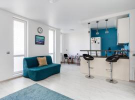 Home Like on Belorysskaya 13, self catering accommodation in Odintsovo