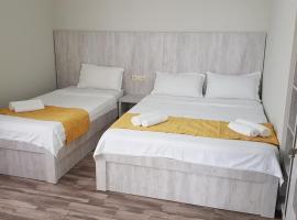 Nakashidze's Apartments