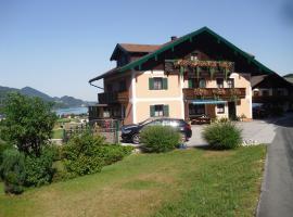 Pension Stöllinger, Hotel in Fuschl am See