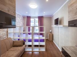 MOOV Apart Studio, bed & breakfast a San Pietroburgo