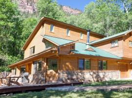 Oak Street House 142929, hotel with jacuzzis in Ouray