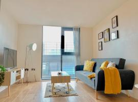 Contemporary 2bed apartment - Lusso Management