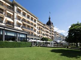 Los 10 mejores hoteles 5 estrellas en Interlaken, Suiza ...