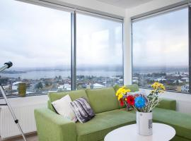 Blue Mountain Apartments, vacation rental in Reykjavík