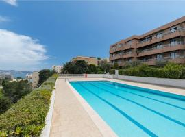 Studio Le Fabrina Riviera, hotel with pools in Nice