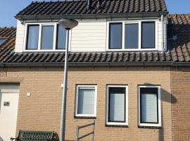 Egmont op zee, self catering accommodation in Egmond aan Zee