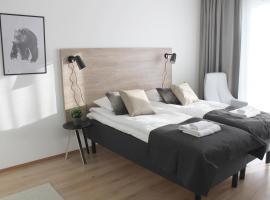 Forenom Serviced Apartments Rovaniemi Valtakatu, hotel in Rovaniemi