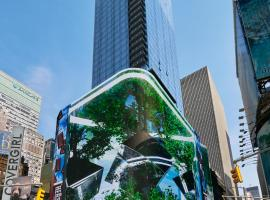 Times Square EDITION New York, pet-friendly hotel in New York