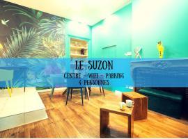LE SUZON - Les belles vues DIJON