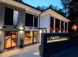 In Park Villa, hotel u Valjevu