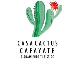 Casa Cactus Cafayate