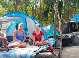 Evergreen Tent Stay & Trekking