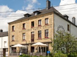 Hostellerie Sainte-Cécile, The Originals Relais (Relais du Silence)