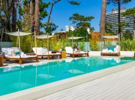 AWA Boutique + Design Hotel, hotel with jacuzzis in Punta del Este