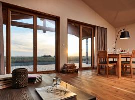 Gud Jard Lodge Nr. 26 - Wohngesundes Design-Ferienhaus