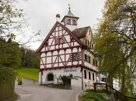 Hotel Restaurant Falkenburg