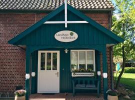 Landhaus HeideGlück, Hotel in der Nähe von: Ferienclub Otter, Schneverdingen