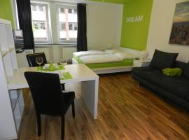 Ambiente Apartment, Budget-Hotel in Bremen