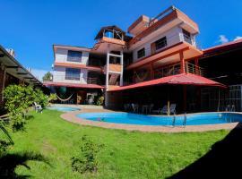 Gran Hotel Gusbet, family hotel in Pucallpa