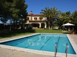 Villa Sitges Colibri a 12 min Sitges. Renovada 2019