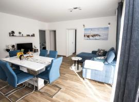 Blue Pearl apartment