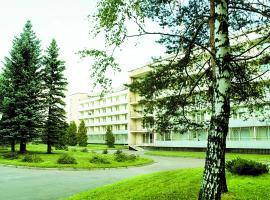 Дом отдыха Подмосковье Минобороны России, hotel near Buhta radosti, Troitskoye