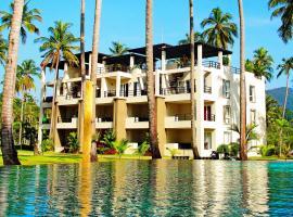 Beachfront Apartments at Siam Royal View Resort.