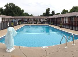 Moonlite Motel, budget hotel in Niagara Falls