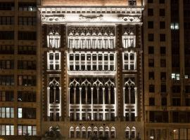 Chicago Athletic Association – in The Unbound Collection by Hyatt, hotel near Willis Tower, Chicago