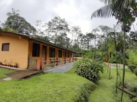 Mindo Loma bird lodge