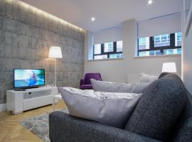 Antilla Luxury Apartments - 10 mins walk to New Street Station