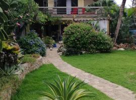 Cora's residence