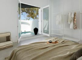 Le Blanc Nest Santorini - Family / Couples Luxury House