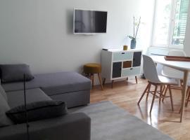 Un appartement lumineux au parc beaumont