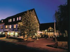 Landhotel Gasthof Willecke, hotel in Sundern