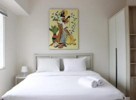 Relaxing 1BR Apartment at Galeri Ciumbuleuit 2 By Travelio