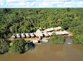 Grand Amazon Lodge and Tours - All Inclusive
