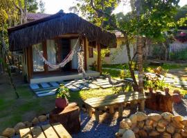 4 Elementos Guest House, hotel in Arraial d'Ajuda