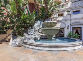 Luxury Renaissance Apartments, hotel perto de Dodger Stadium, Los Angeles
