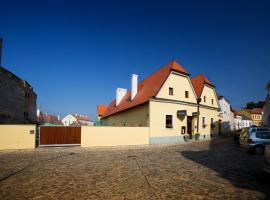 Hotel Lahofer, hotel ve Znojmě