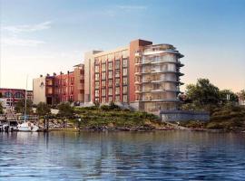 Luxury Victoria Inner Harbour Condo