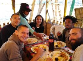 Urosfood & Titiqaqa Lodge