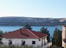Apartments by the sea Stara Novalja (Pag) - 4151