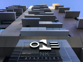 One Nk Apartments, hotel in Santiago