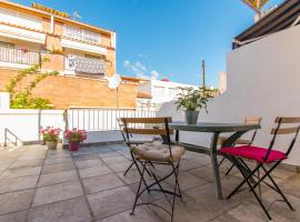 Guimera Apartment - Apartment with terrace next to the beach
