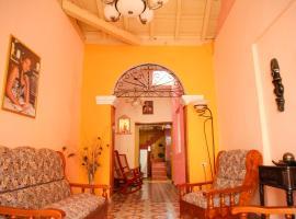 Hostal La Zoyla, hôtel à Trinidad