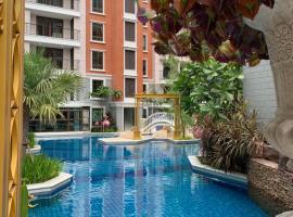 Espana Luxury apartment Huge Pool